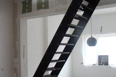 metalen of aluminium trap brugge west-vlaanderen